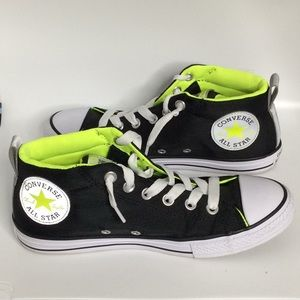 Converse Chuck Taylor All Star Street Sneakers NEW